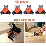 90 Degree Angle Clamps, Woodworking Corner