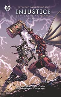 Book Cover: Injustice: Gods Among Us: Year Five Vol. 2