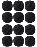 Turtle Island Imports Set of 12 Hacky Sacks - Black