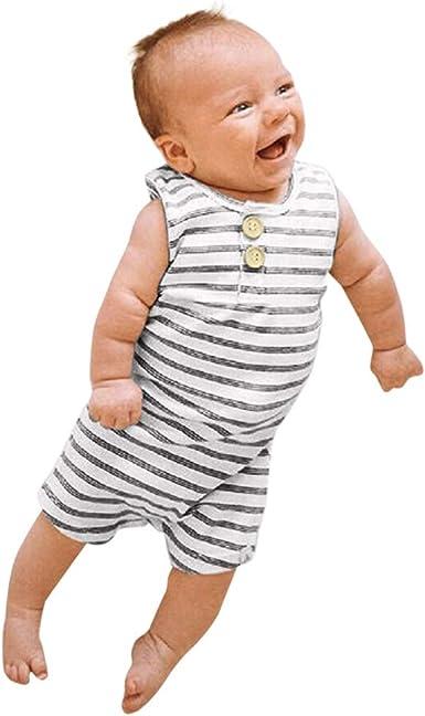style de la mode de 2019 performance fiable officiel QIANSHION Toddler Bébé Grenouillère Nouveau-né Nourrisson ...