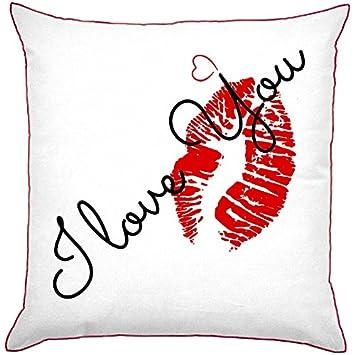 My Custom Style Cojín cuadrado modelo San valentín -la amor ...