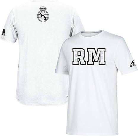 adidas Real Madrid C.F. FIFA - Camiseta para hombre con logo de ...