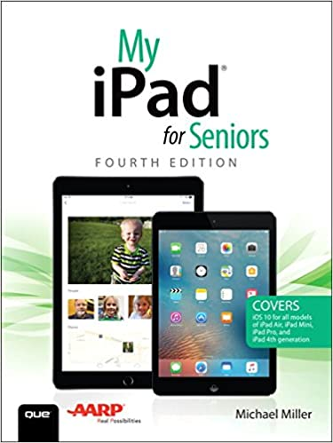 Amazon com: My iPad for Seniors (4th Edition) (9780789757937