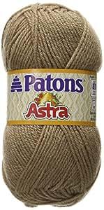 Spinrite Astra Yarn, Solids, Medium Tan