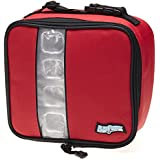 FlexiFreeze Freezable Lunch Box Cooler, RED
