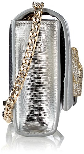 Rsvp Treasure Shoulder Rsvp Bag Women's Roberto Shoulder Silver Women's Treasure Cavalli Roberto Cavalli dBUwzxqdR