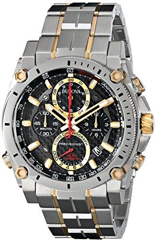 Bulova Men Chronograph Watch - 3
