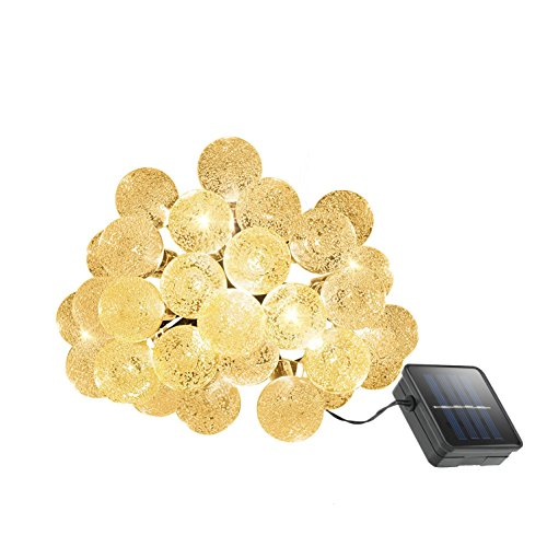 Outdoor Garden Light Balls