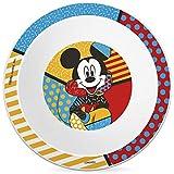 Prato Fundo Disney By Britto, NUK, Multicor
