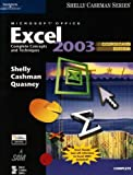 img - for Microsoft Office Excel 2003: Complete Concepts and Techniques, CourseCard Edition (Shelly Cashman) book / textbook / text book