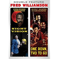 Fred Williamson Double Feature - Night Vision - One Down, Two To Go