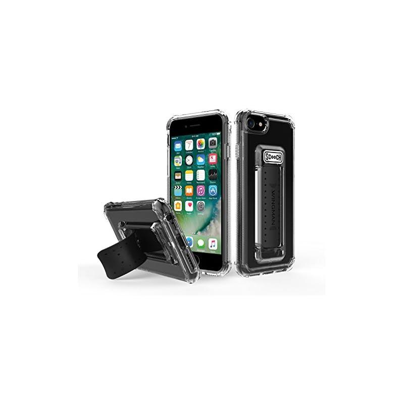 Scooch Wingman 5-in-1 Case for iPhone 8