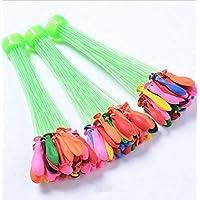 111pcs/bag magic quick filling water balloon bombs for summer beach games