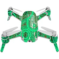 Skin For Yuneec Breeze 4K Drone – Vintage Paisley | MightySkins Protective, Durable, and Unique Vinyl Decal wrap cover | Easy To Apply, Remove, and Change Styles | Made in the USA