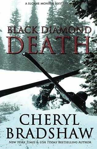 book cover of Black Diamond Death