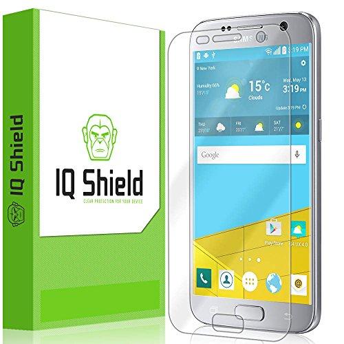Galaxy S7 Screen Protector, IQ Shield LiQuidSkin Full Coverage Screen Protector for Galaxy S7 HD...