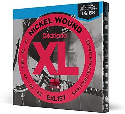 Cuerdas DAddario EXL157 con entorchado de Nickel para Guitarra ...