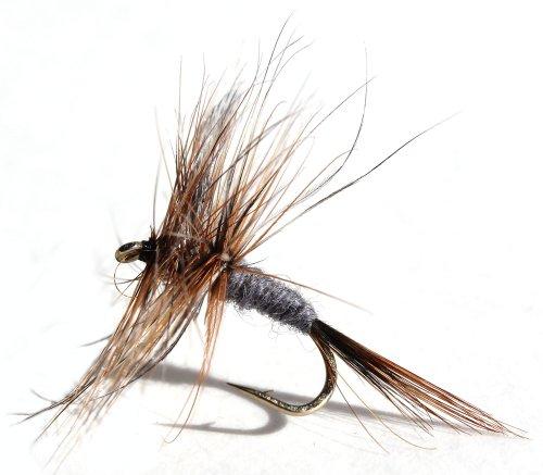 (Flies Direct Adams Assortment Trout Fishing Flies (1-Dozen))