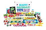 sour candy mix - Woodstock Candy 1979 39th Birthday Gift Box - Retro Nostalgic Candy Mix for 39 Year Old Man or Woman Jr.