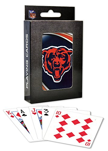 MasterPieces NFL Chicago Bears Playing Cards