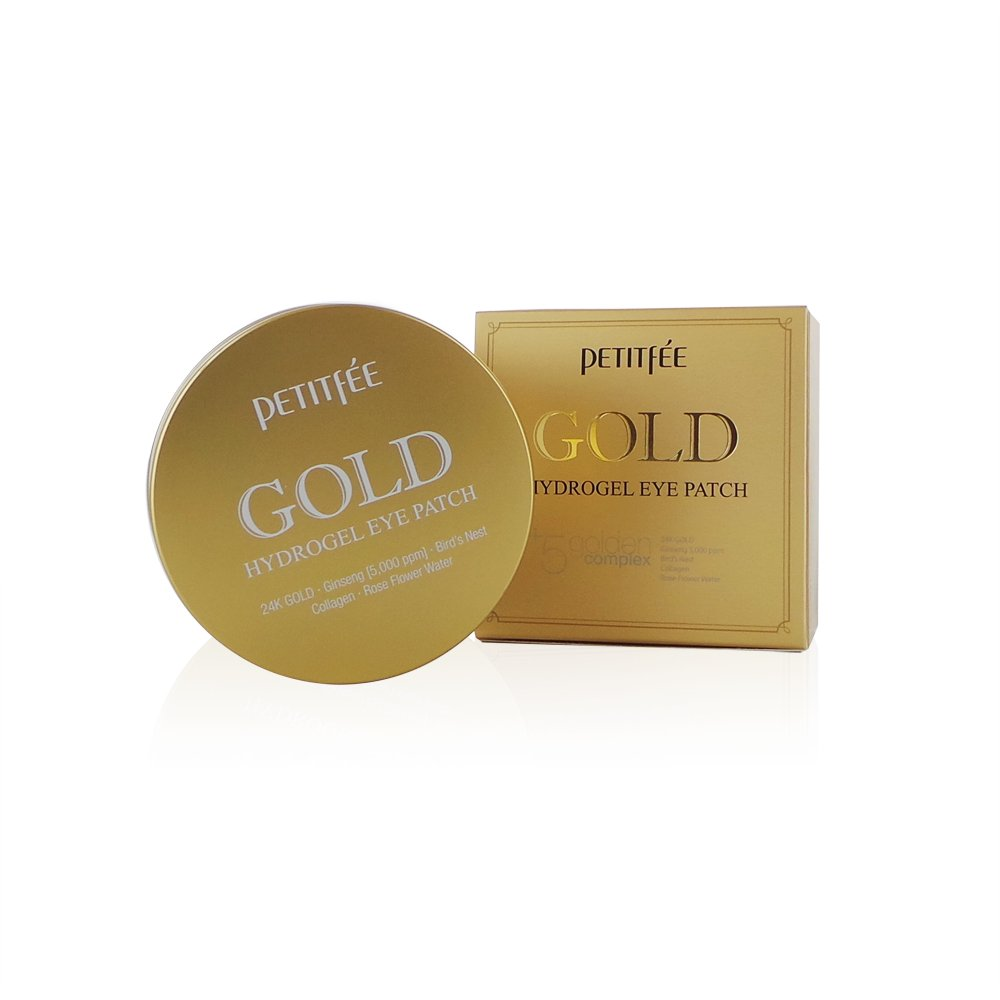 (3 Pack) PETITFEE Gold Hydrogel Eye Patch