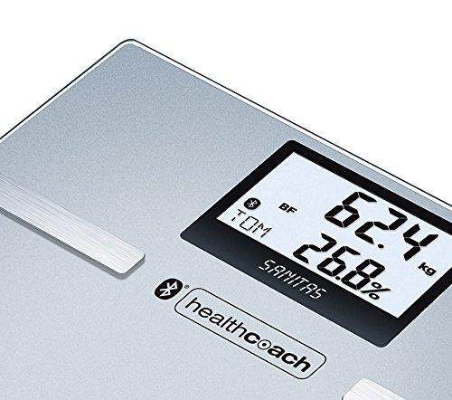 Amazon.com: Sanitas SBF 70Diagnostic Scales by Sanitas: Health & Personal Care