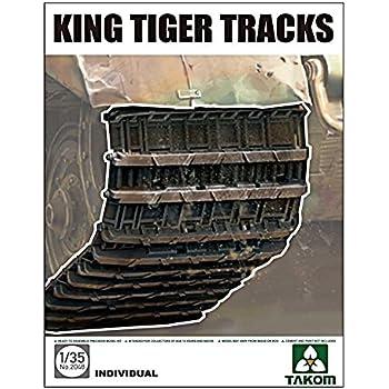 2092 Takom 1//35th Scale Russian Medium Tank T-55 Tracks OMSH Item No