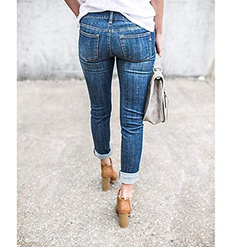 Jeans Skinny Femme Skinny Jeans Bleu Wisptime Femme Wisptime q4ZwZaB