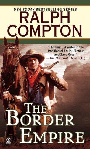 book cover of The Border Empire