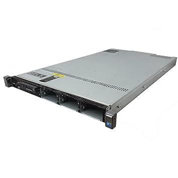Dell PowerEdge R610 Virtualization Server 2 53GHz 8-Core E5540 32GB 2x146GB  PERC6