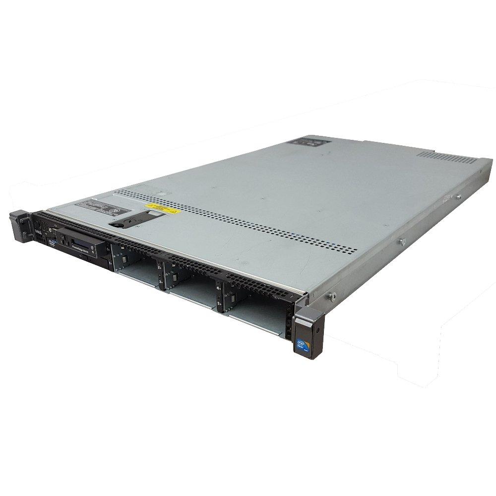 Enterprise Dell PowerEdge R610 Server 2 x 2.66Ghz X5650 6C 16GB 2 x 146GB 15K SAS (Renewed)