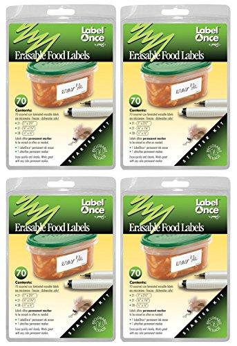 erasable labels freezer - 8