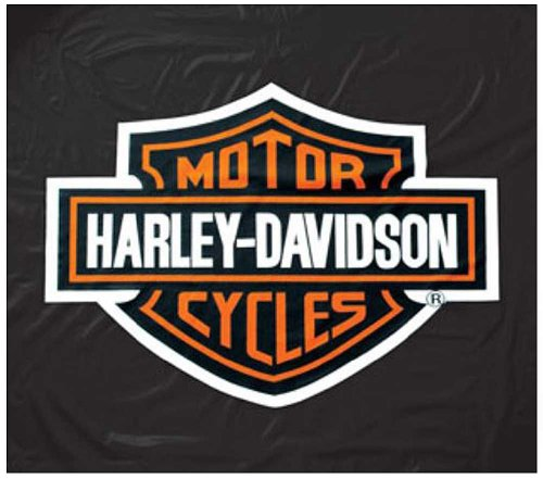 Harley-Davidson Vinyl Pool Table Cover ()
