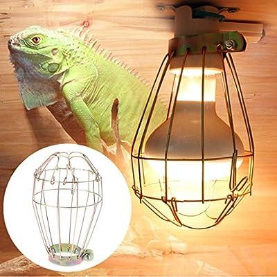 Yanhonin Jaula de protección pourlampe calefactora en cerámica ...