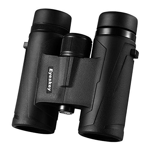 Eyeskey 8x32 Professional Waterproof Binoculars for Travelli