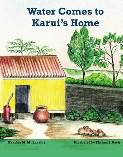 Water Comes To Karui's Home ebook