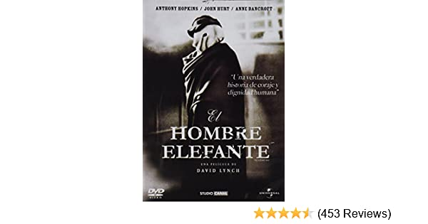 Amazon.com: The Elephant Man (El Hombre Elefante) [NTSC/REGION 4 DVD. Import-Latin America]: Anthony Hopkins, John Hurt, Anne Bancroft, John Gielgud, ...