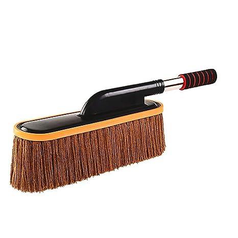KATURN - Cepillo de algodón para Limpiar el Polvo de la Cera, de aleación de