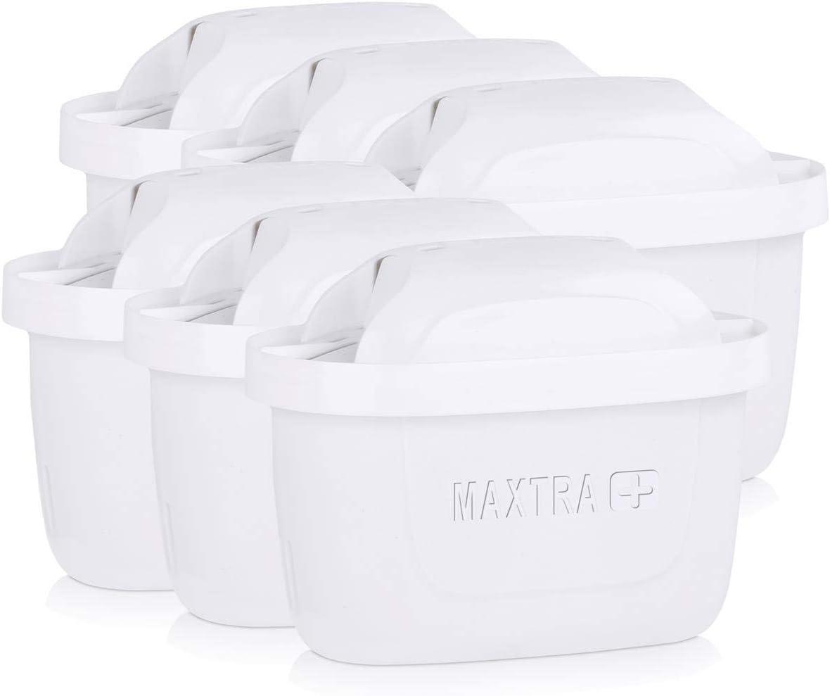 Brita Maxtra PLUS Cartouche de filtres Blanc 5 1