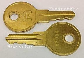 Acroprint 125/150 Key