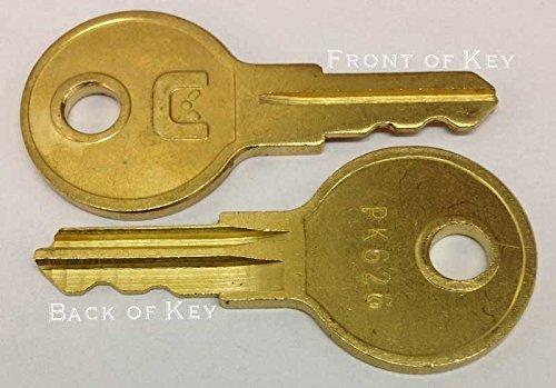 - Acroprint 125/150 Time Clock Keys (Set of 2) PK626 / 45-0150-003