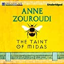 The Taint of Midas Audiobook by Anne Zouroudi Narrated by Gildart Jackson