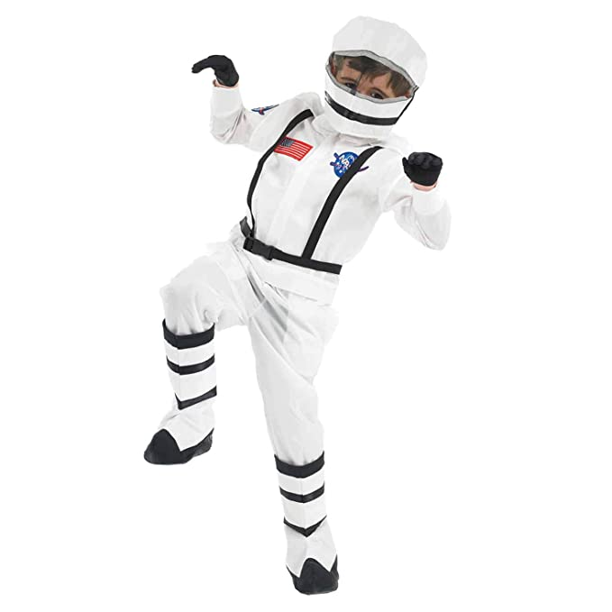Amazon.com: Fun Shack - Disfraz infantil de astronauta: Toys ...