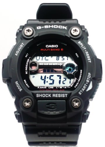 G-Shock Casio Solar Atomic Shock Resist Watch (Casio Atomic Solar G-shock)