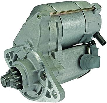 Starter Motor with Warranty 2000 Subaru Legacy 2.5L Engine w//Manual Trans