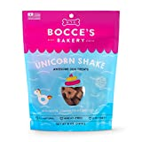 Cheap Bocce'S Bakery Unicorn Shake Biscuits Bag Dog Treat, 5 Oz