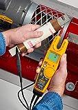 Fluke T6-1000 PRO Electrical Tester, Yellow