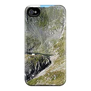 DaMMeke CVtoepH5829SjsNt Case Cover Iphone 4/4s Protective Case Romanian Carpathians