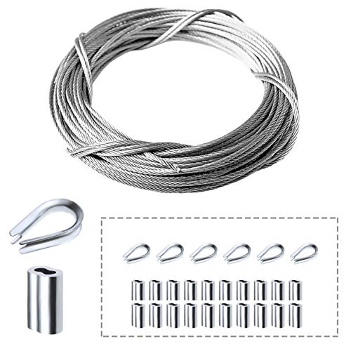 Amadget Stainless Steel Wire