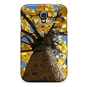 High Impact Dirt/shock Proof Case Cover For Galaxy S4 (autumn)